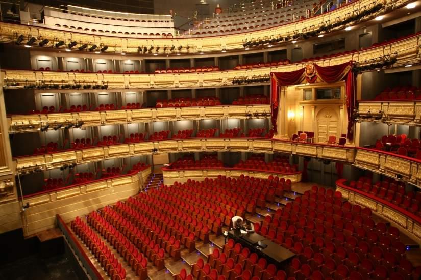 Mxcity - Teatro coliseum madrid interior ...