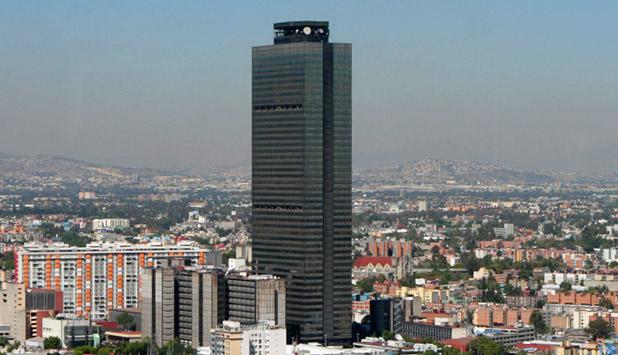 Edificio de Pemex