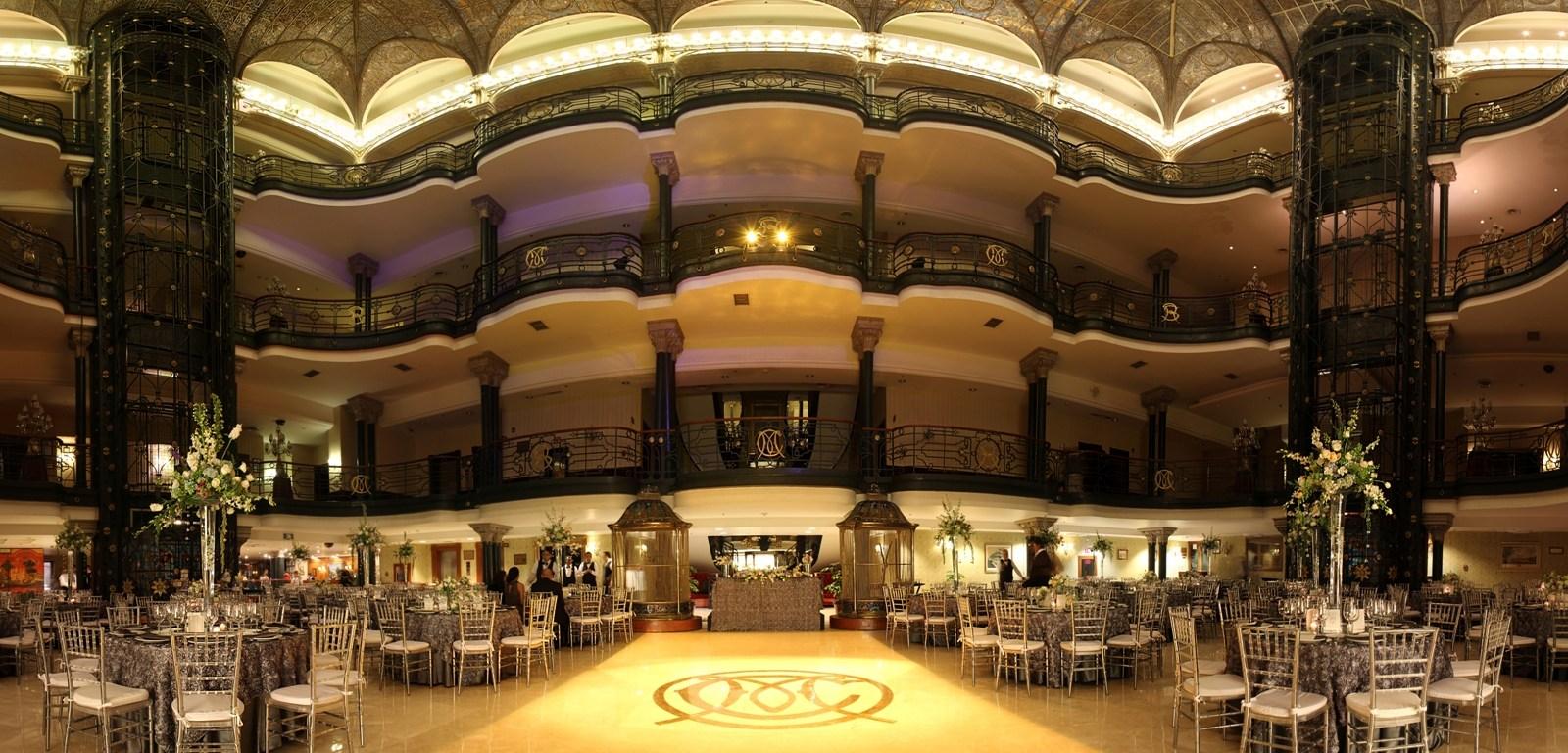 Gran Hotel De La Ciudad México