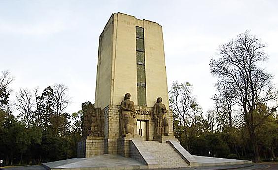 Monumento Álvaro Obregón