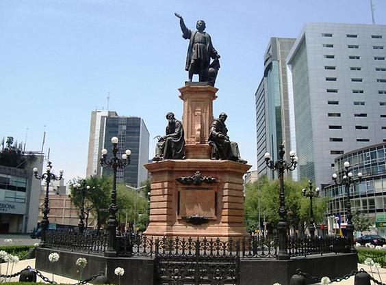Monumento Cristobal Colón