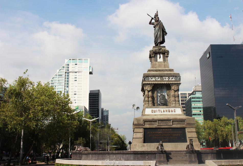 Monumento Cuauhtémoc