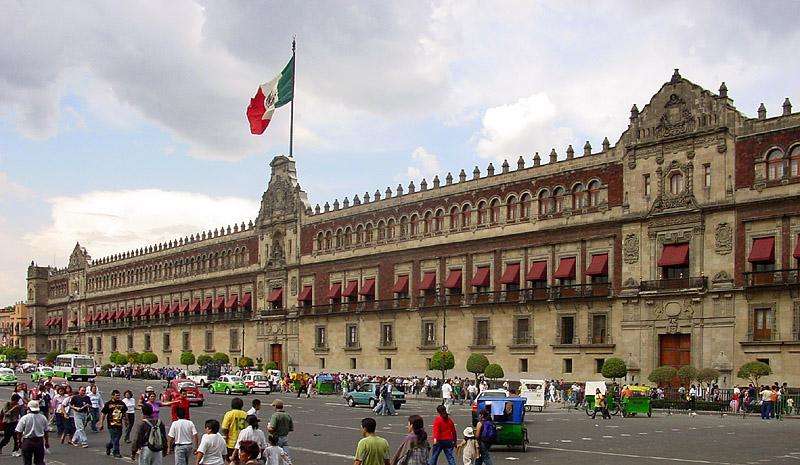 Palacio Presidencial México