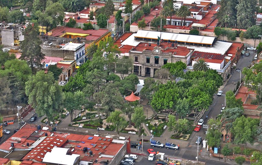 Plaza Tlalpan