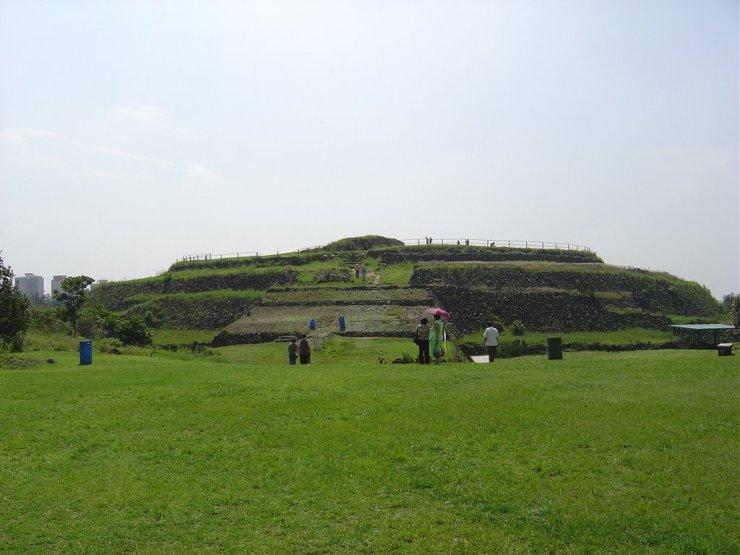 Zona Arqueológica Cuicuilco