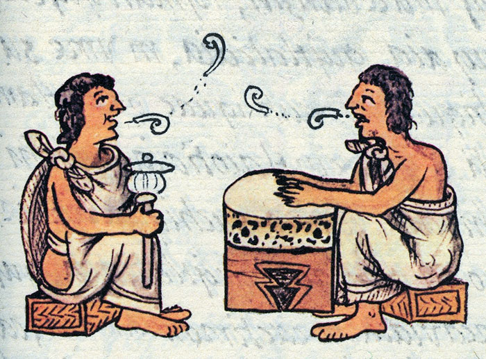 aztecas musica