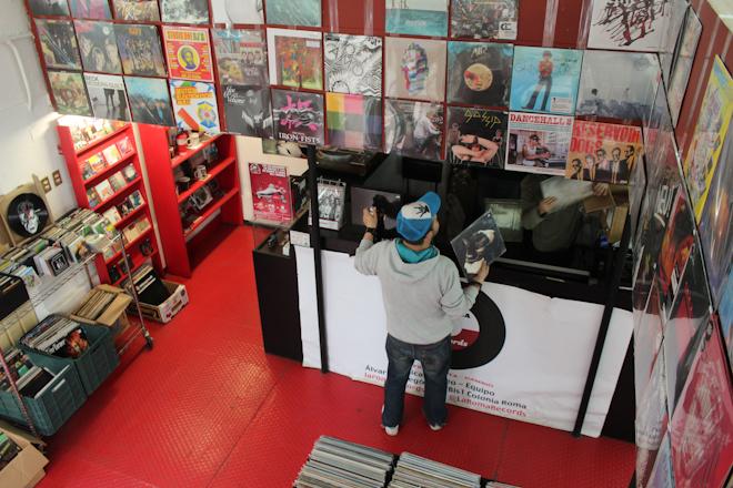 La-roma-Records