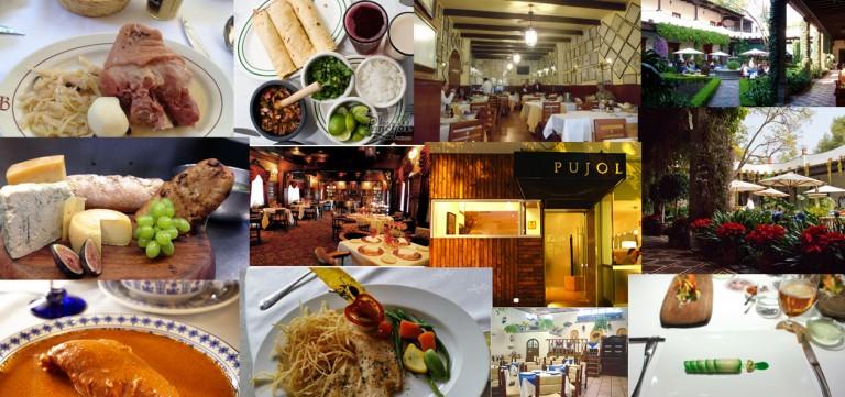 best mexico city restaurants