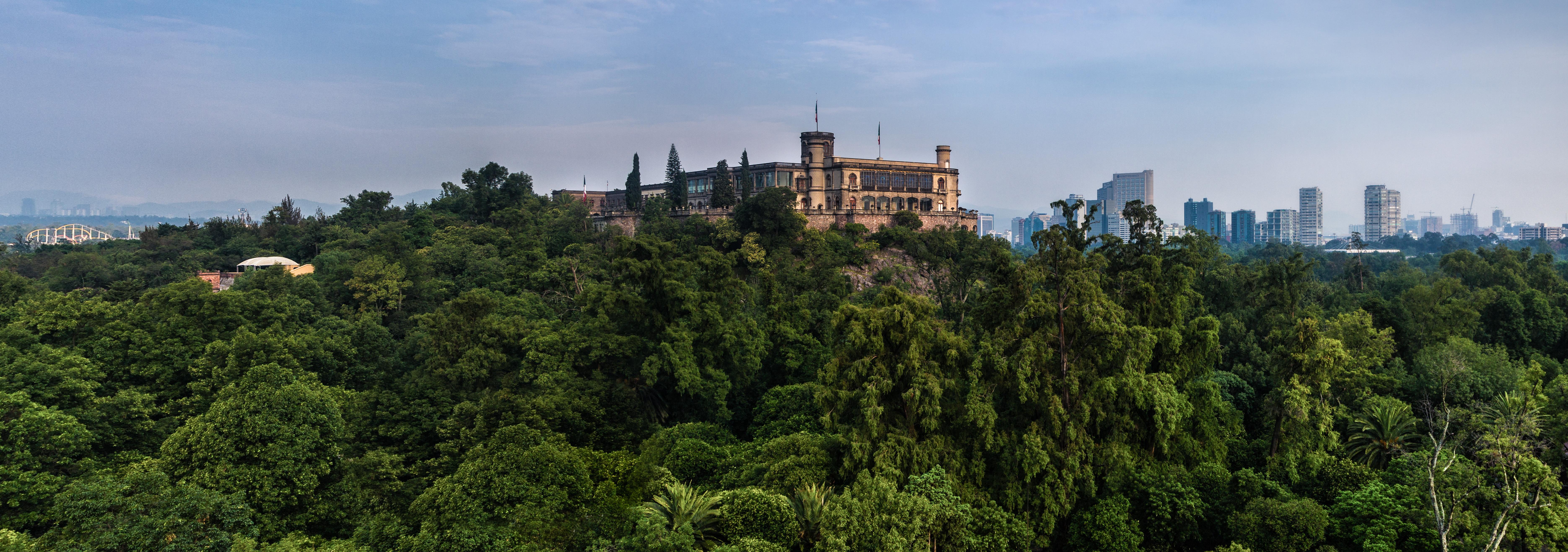 castillo chapultepec
