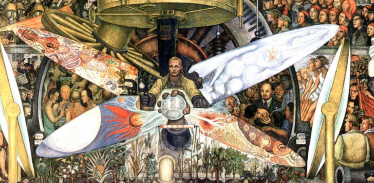 Mxcity for Diego rivera lenin mural